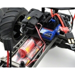 """Traxxas """"Advance Auto Parts Grinder"""" Monster Jam 1/10 Scale 2WD Monster Truck"""
