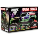 "Traxxas ""Grave Digger"" Monster Jam 1/10 Scale 2WD Monster Truck"