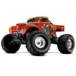 "Traxxas ""Captain's Curse"" Monster Jam 1/10 Scale 2WD Monster Truck"