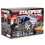 Traxxas Stampede VXL Brushless RTR Waterproof ESC w/2.4Ghz Radio, Battery & Wall Charger
