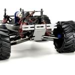 Traxxas E-Maxx RTR Monster Truck (w/2.4Ghz Radio & Batteries)