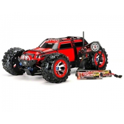 Traxxas Summit Electric 4WD Monster Truck RTR w/2.4Ghz Radio, EVX2 ESC & Batteries