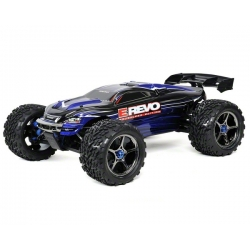 Traxxas E-Revo RTR Monster Truck w/TQi 2.4GHz Radio, Link Module, Batteries & DC Charger