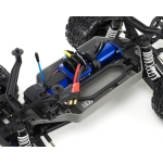 Traxxas Stampede 4x4 VXL Brushless RTR Monster Truck w/TQi 2.4Ghz, Battery & Wall Charger