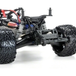Traxxas Stampede 4x4 VXL Brushless RTR Monster Truck w/2.4Ghz Radio, Battery & Wall Charger
