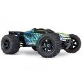 Traxxas E-Revo VXL 2.0 RTR 4WD Electric Monster Truck (Green) w/VXL-6s ESC & TQi 2.4GHz Radio