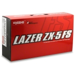 Kyosho Lazer ZX-5 FS2 1/10 4WD Racing Buggy (Saddle Pack)