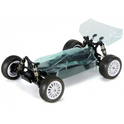 TQ Racing SX10-4 1/10 Scale 4wd Off Road Buggy Pro Roller