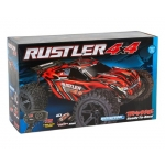 Traxxas Rustler 4X4 1/10 4WD RTR Stadium Truck (Red) w/TQ 2.4GHz Radio