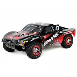 Traxxas Slash 4X4 Brushless 1/10 RTR Short Course Truck (Mike Jenkins) w/On Board Audio, TSM, TQi & iD Battery