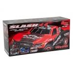 Traxxas Slash 4X4 Brushless 1/10 RTR Short Course Truck (Mike Jenkins) w/On Board Audio, TSM, TQi & iD Battery