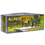 AquaCraft Mini Alligator Tours Electric Airboat RTR