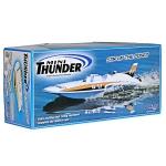 AquaCraft Mini Thunder Electric Round Nose Hydroplane RTR