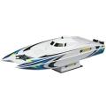 AquaCraft Wildcat EP Brushless Offshore Catamaran w/Tactic 2.4GHz Radio System