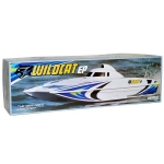 AquaCraft Wildcat EP Brushless Offshore Catamaran w/Tactic 2.4GHz Radio System