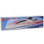 AquaCraft Revolt 30 Brushless FE Deep Vee RTR Boat (Silver/White)