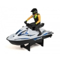 Kyosho Wave Chopper 2.0 Type 2 Electric Watercraft (Blue) w/KT-231P 2.4GHz Transmitter, Battery & Charger