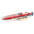 Kyosho Hurricane 900VE ReadySet Brushless Catamaran w/2.4GHz Transmitter