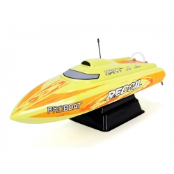 Pro Boat Recoil 26 Brushless Deep-V RTR Self-Righting Boat w/2.4GHz Radio System