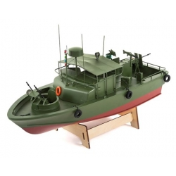 "Pro Boat Alpha 21"" Patrol RTR Electric Boat w/2.4GHz Radio"