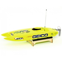Pro Boat Miss Geico 29 Brushless Catamaran RTR V2 w/2.4GHz Radio System