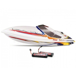 Traxxas Villain EX DeepV RTR Racer Boat (14.4V) (w/Batteries)