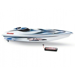 Traxxas Blast High Performance Race Boat RTR w/TQ Radio, Battery & Charger