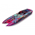 "Traxxas DCB M41 Widebody 40"" Catamaran High Performance Race Boat w/TQi 2.4GHz Radio & TSM"