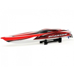 Traxxas Spartan High Performance Race Boat RTR w/TQi 2.4Ghz Radio, iD & Castle ESC
