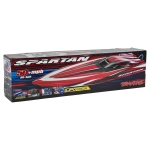 "Traxxas Spartan 36"" RTR Brushless Race Boat w/TQi 2.4GHz, 2 iD Batteries & Charger"