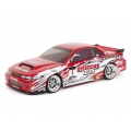 HPI E10 Drift Discount Tire/Falken Tire Nissan S13 Body RTR w/2.4GHz Radio System