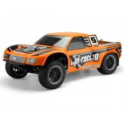 HPI Baja 5SC SS 1/5 Scale Short Course Truck Kit w/Clear Body & 26cc Gasoline Engine