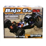 HPI 1/5 Baja 5B SS Kit w/Clear Body (26cc Gasoline Engine!)