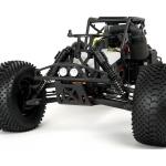 HPI Savage XL Octane 1/8 4WD Gas Monster Truck w/2.4GHz Radio & 15cc Gasoline Engine