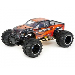 Redcat Racing Rampage MT V3 1/5 4WD Monster Truck w/2.4GHz Radio & 30cc Gas Engine