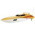 "Pro Boat HyperSport 48"" Deep-V Gas Powered RTR Boat w/2.4GHz Radio System"