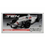 HPI Racing Formula Ten Kit with Type 016C Clear Body