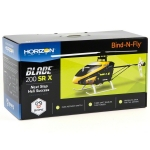 Blade 200 SR X BNF Fixed Pitch Flybarless Helicopter