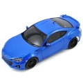 Kyosho MA-020 +D EVO AWD Mini-Z Chassis Set w/Subaru BRZ Body (Blue)