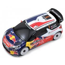 Kyosho MA-020 +D EVO AWD Mini-Z Chassis Set w/Citroen DS3 WRC Redbull Body