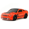 Traxxas 1/16 Ford Boss 302 Mustang Brushless RTR Car (w/TQ 2.4GHz, Battery & Wall Charger)
