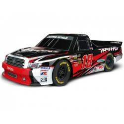 Traxxas 1/16 Kyle Busch Camping World 4WD RTR Brushles Race Truck w/TQ 2.4GHz, Battery & Charger