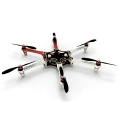 DJI Innovations Flame Wheel F550 Hexacopter Combo w/Naza V2 GPS, Landing Skid & Zenmuse H3-2D