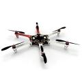 DJI Innovations Flame Wheel F550 Hexacopter Combo w/Naza V2 GPS, Landing Skid & Zenmuse H3-2D