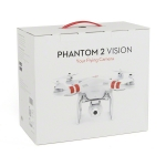 DJI Innovations Phantom 2 Vision RTF Quadcopter w/HD Camera, 2.4GHz Radio, LiPo Battery/Charger