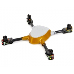 Leap LQ 450 3D Carbon ARF Quadcopter w/ESC's, Motors & LED System
