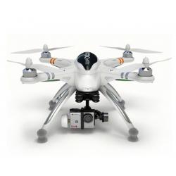 Walkera QR X350 PRO RTF4 Complete FPV Quadcopter System w/iLook+ 1080p Camera