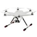 Walkera TALI H500 RTF FPV Hexacopter System w/DEVO F12E, iLook+, Gimbal, Battery & Charger