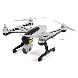 Yuneec USA Q500+ Typhoon RTF Quadcopter Drone w/ST-10+ Radio, CGO2+ Gimbal, Camera & Case