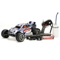 Traxxas Nitro Sport RTR w/TQ Radio & Pro.15 Engine (w/Easy Start Battery, Charger, Fuel Bottle)